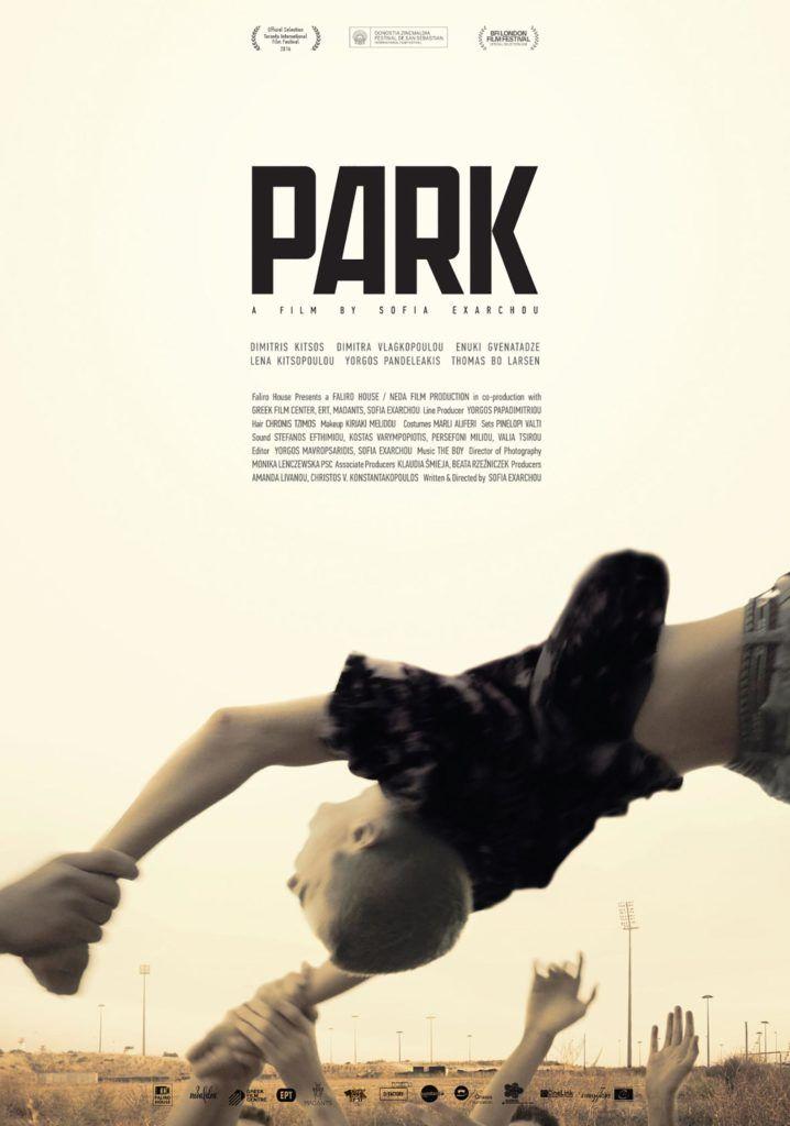 Park - plakat, arthouse, recenzja kinowa