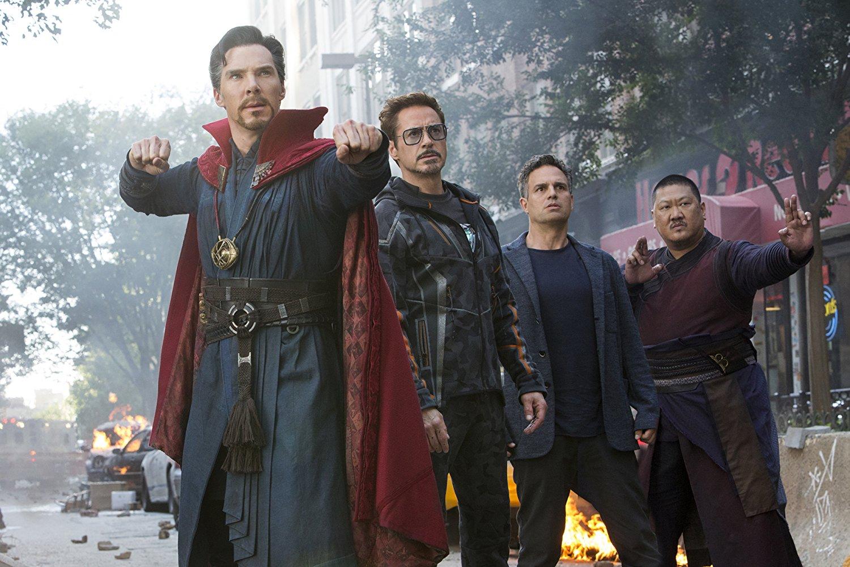 Avengers wojna bez granic