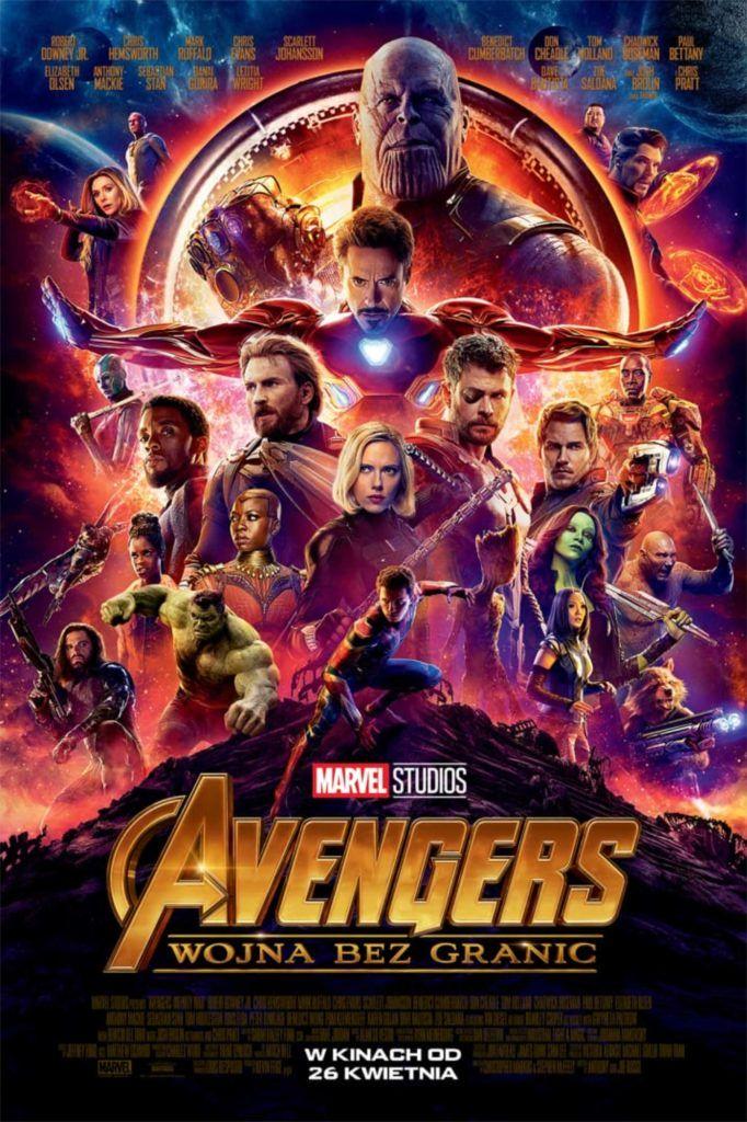 Avengers plakat