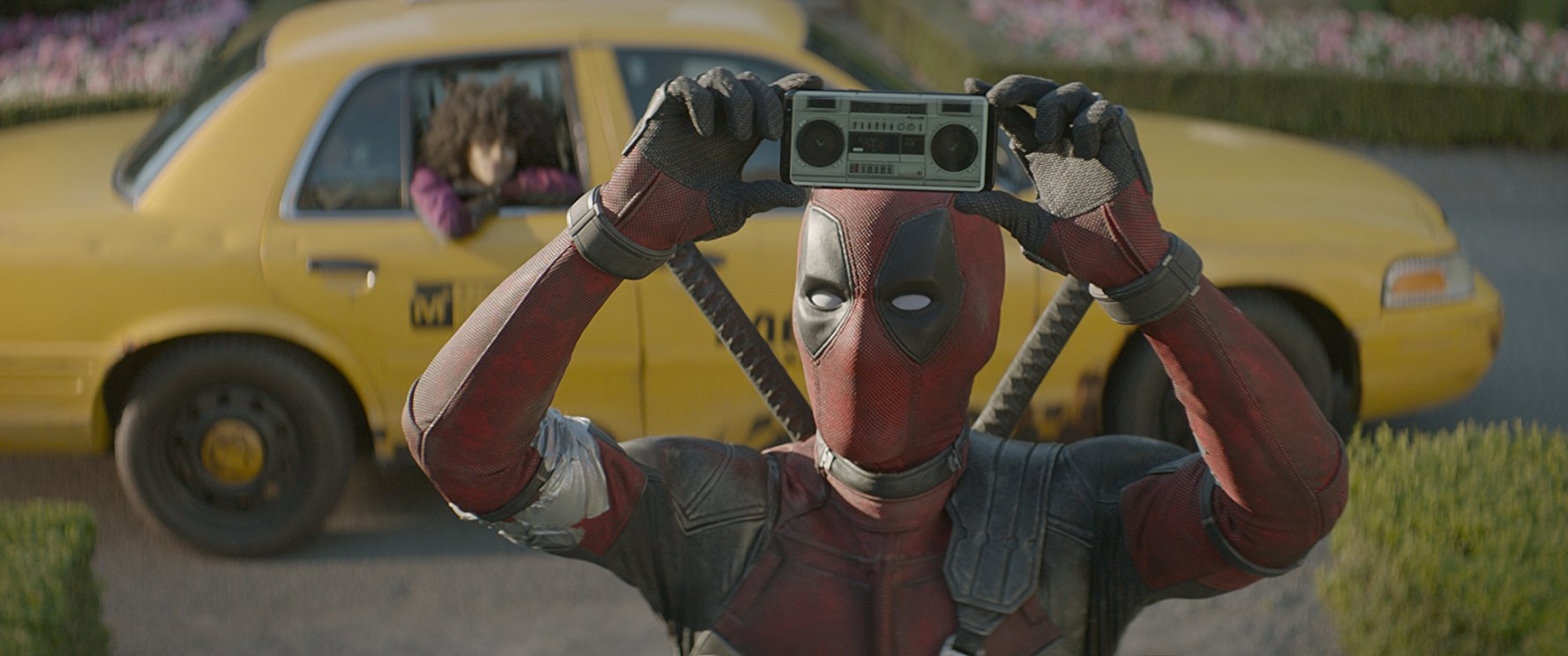 "Unnecessarily Mercenary – recenzja filmu ""Deadpool 2"""
