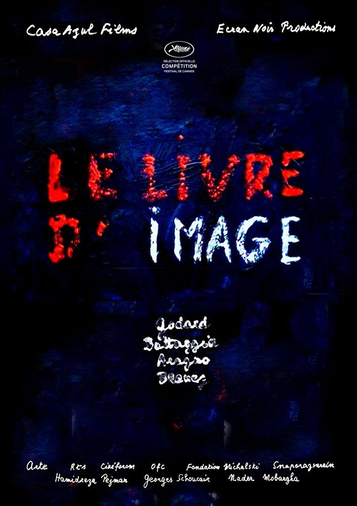 Image Book plakat