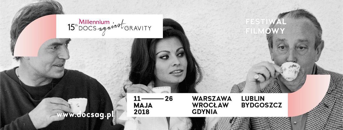 Millennium Docs Against Gravity 2018