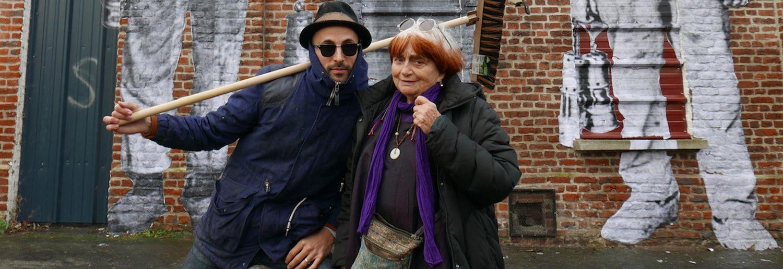 """Plaże Agnès i JR-a – recenzja filmu """"Twarze, plaże"""""""