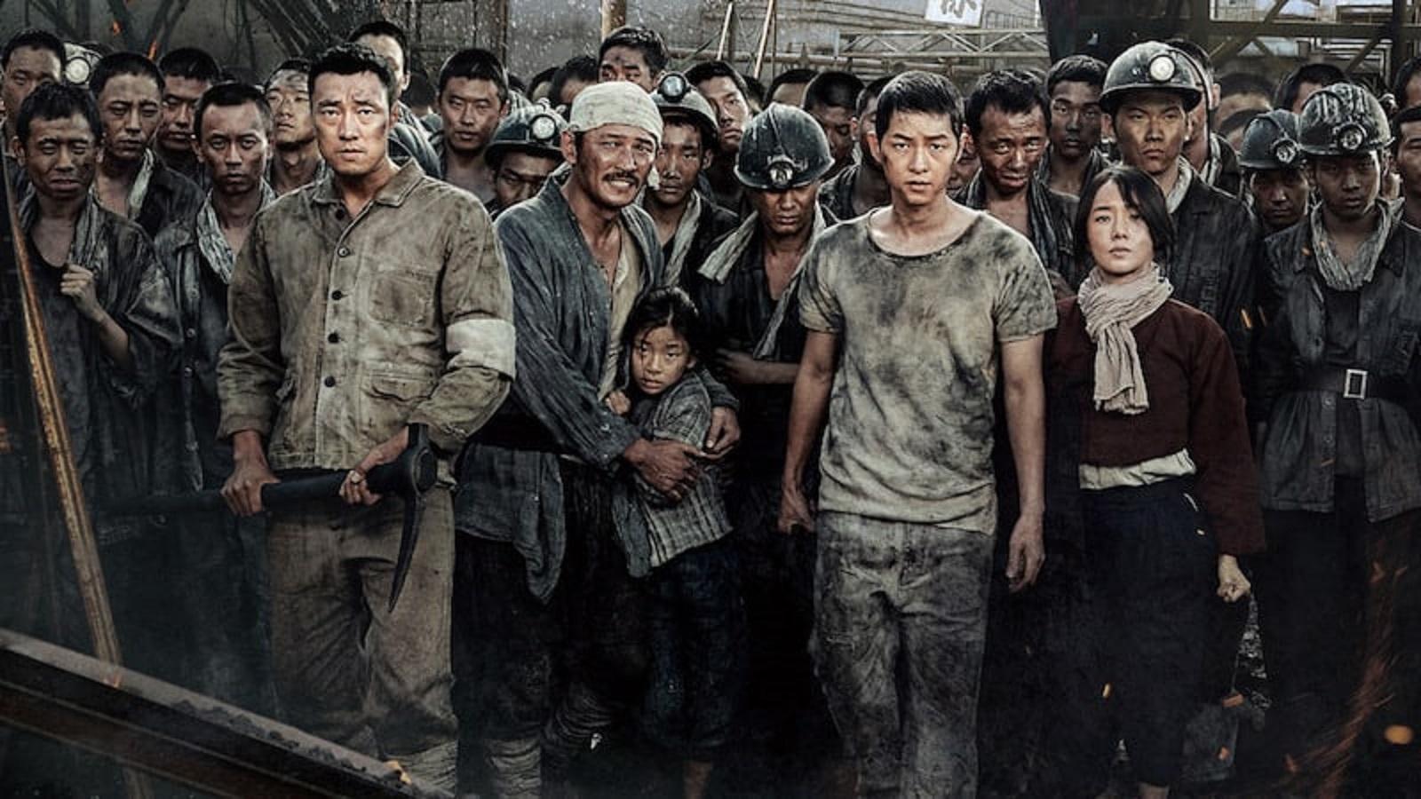 """Wyspa ocalonych – recenzja filmu """"Hashima"""" – Transatlantyk 2018"""