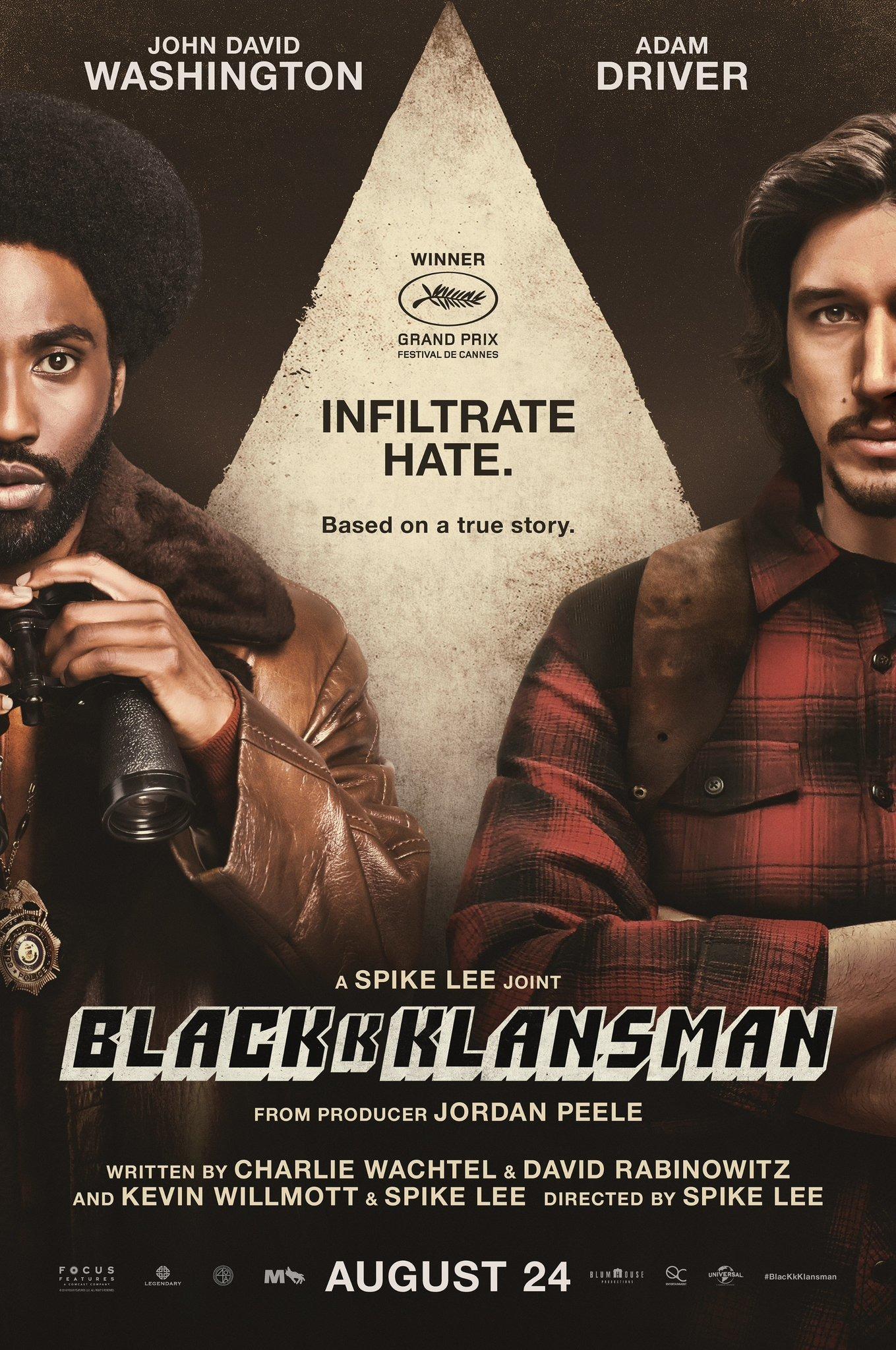 BlacKkKlansman 01