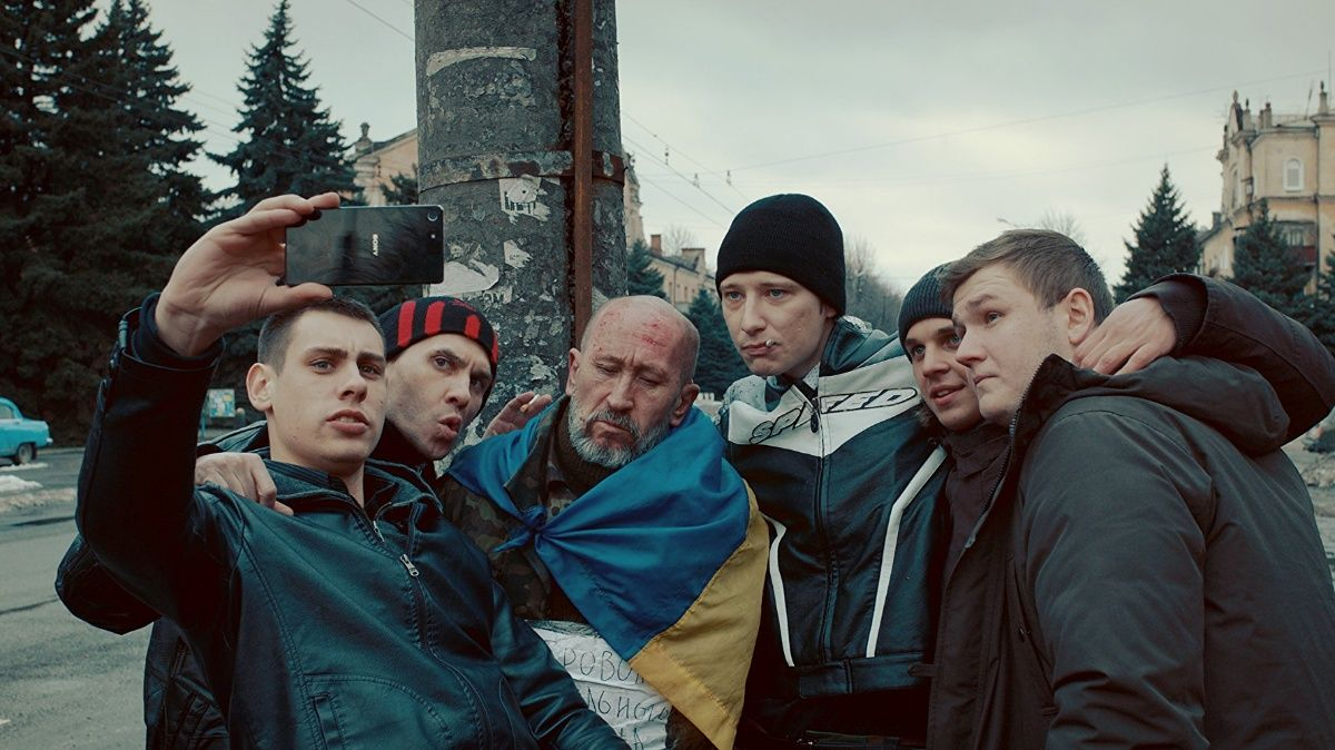 """Donbas"" – w drodze na Oscary: Ukraina"