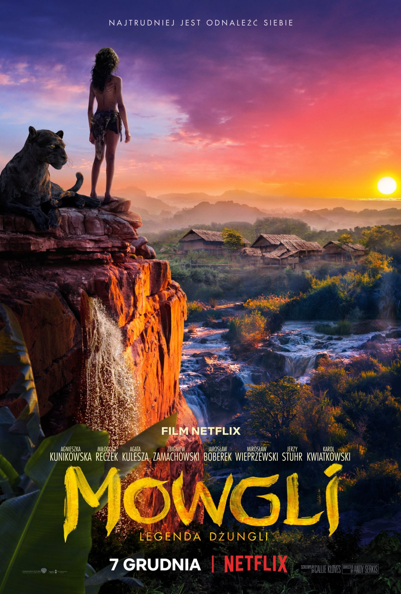 Mowgli - Plakat