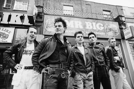 The Clash w Brixton