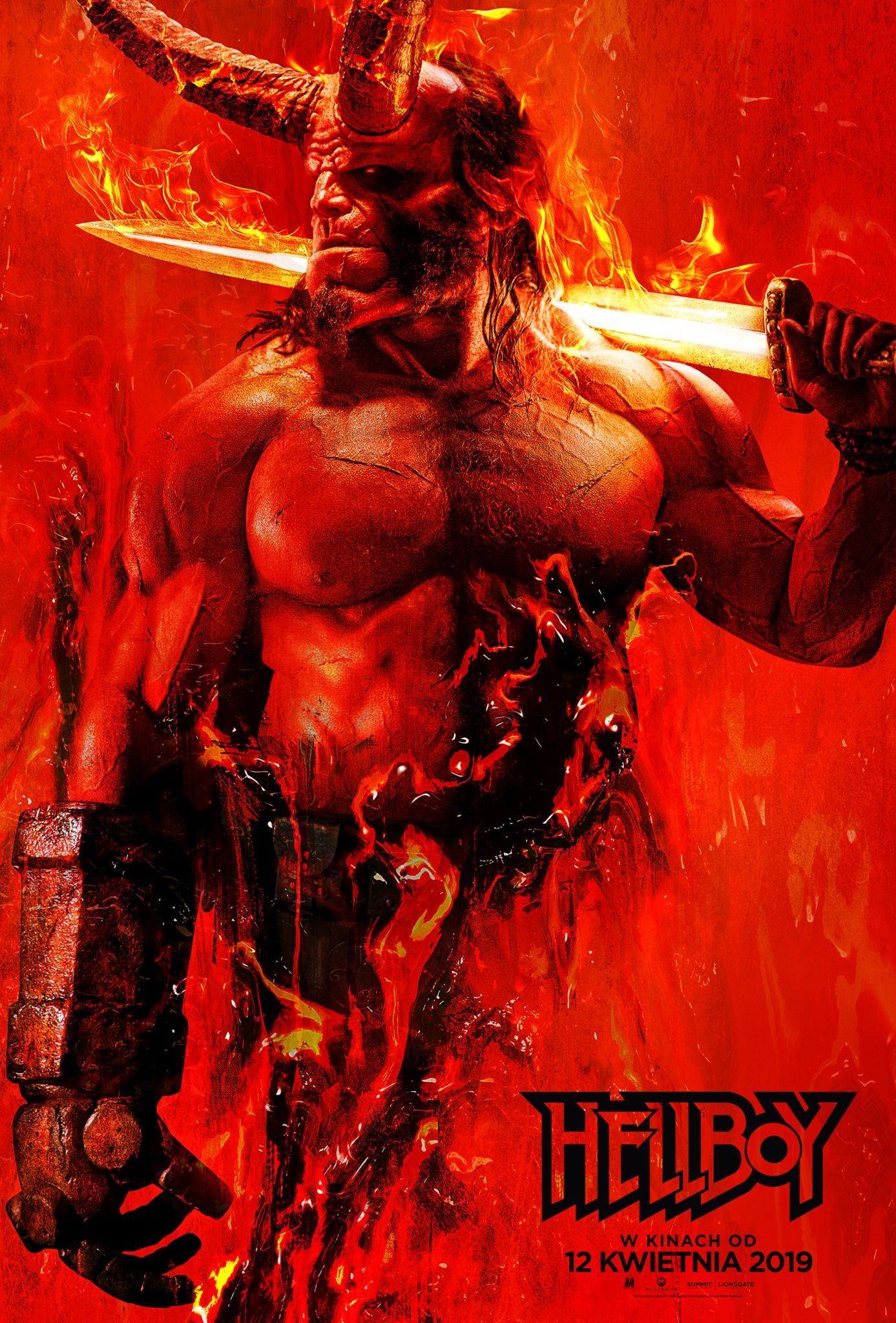 hellboy plakat