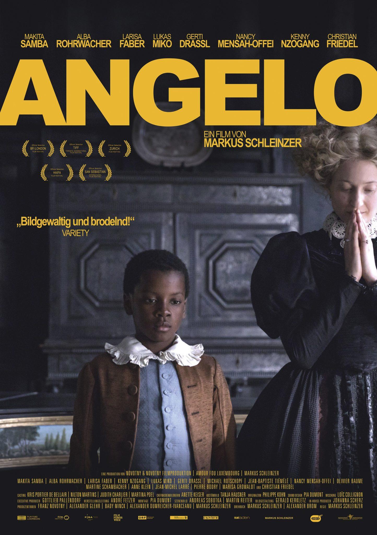 Angelo plakat