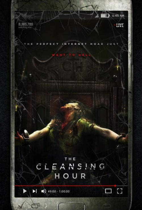 Godzina oczyszczenia plakat