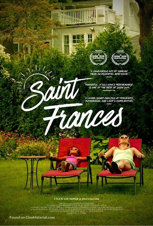 Święta Frances plakat