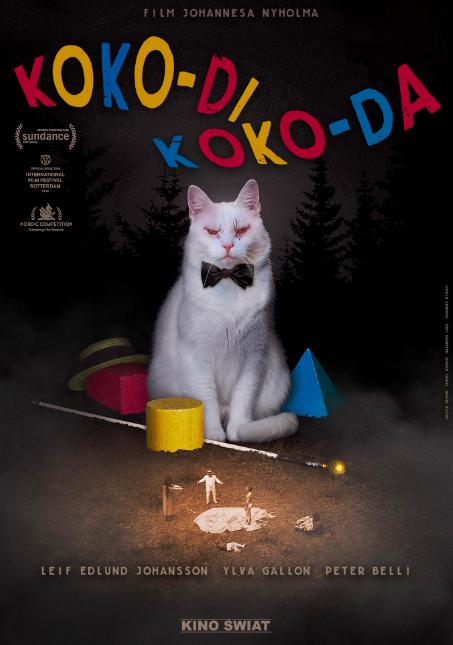 Koko-di Koko-da plakat