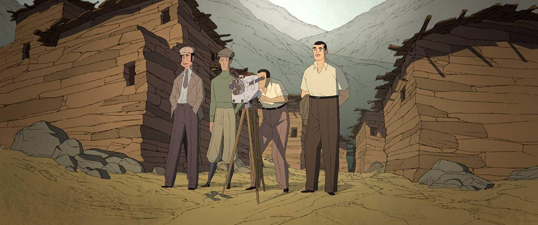 """Stranger than fiction – recenzja filmu """"Buñuel w labiryncie żółwi"""" – Etiuda & Anima"""