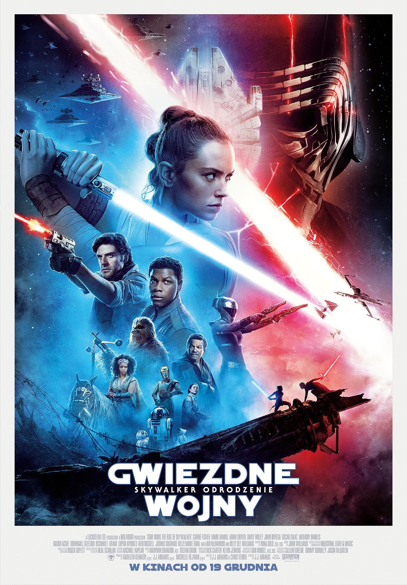 Skywalker. Odrodzenie Plakat