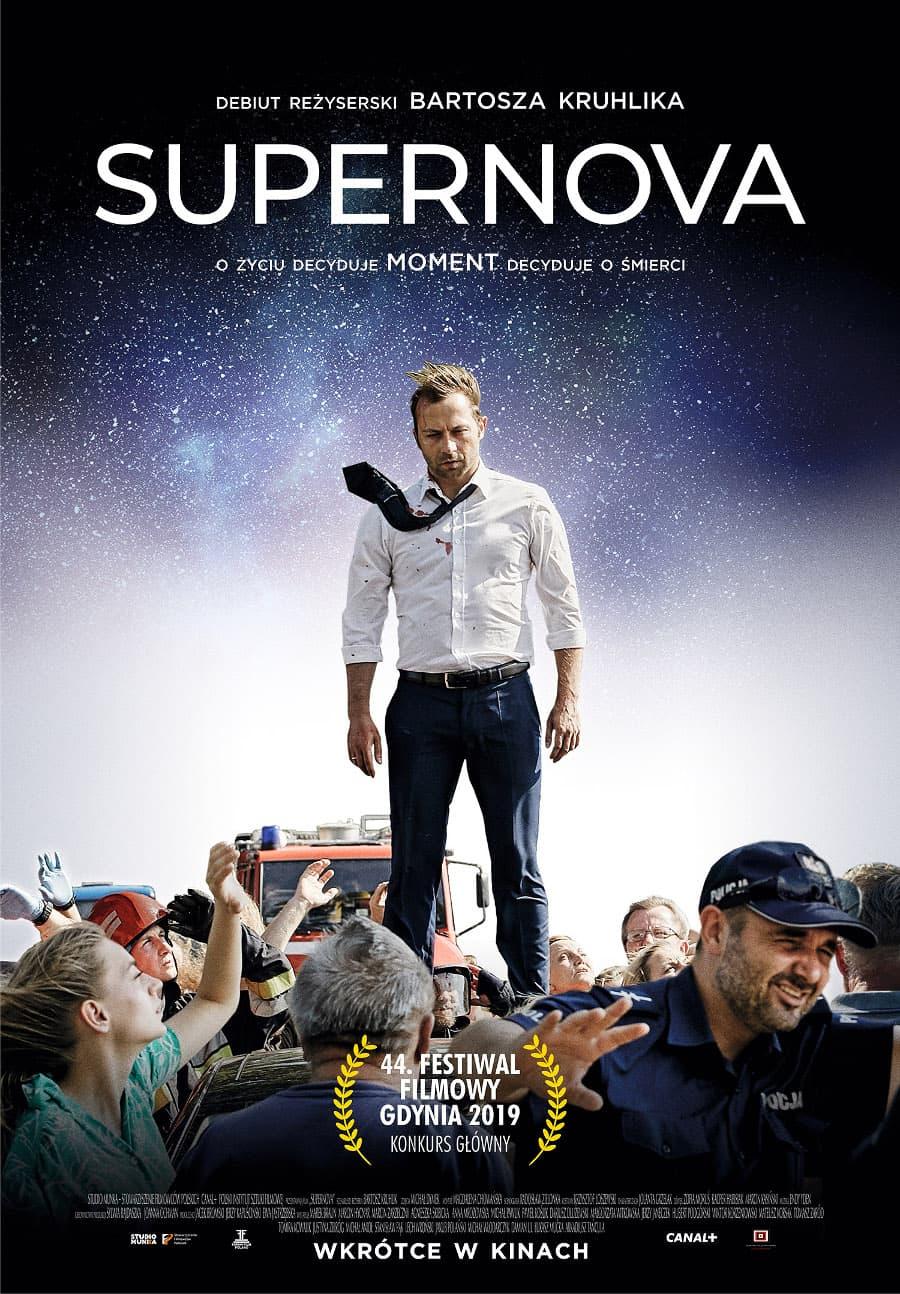 Supernova plakat