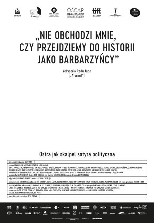 barbarzyńcy plakat