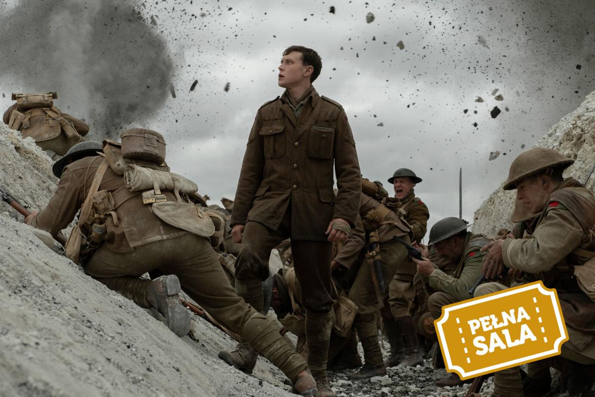 """Pieśń o wojnie – recenzja filmu """"1917"""""""