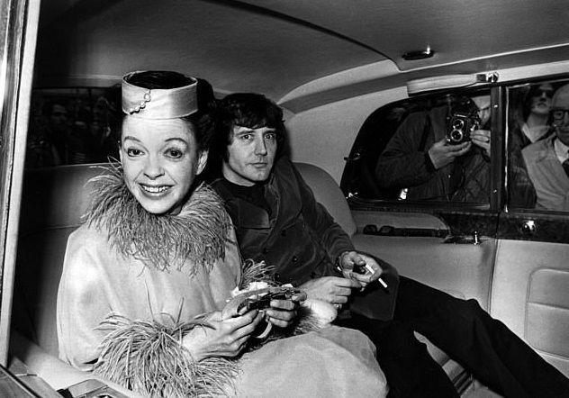 Judy Garland w 1969