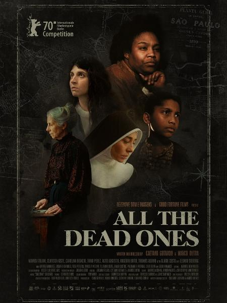 Todos os mortos plakat