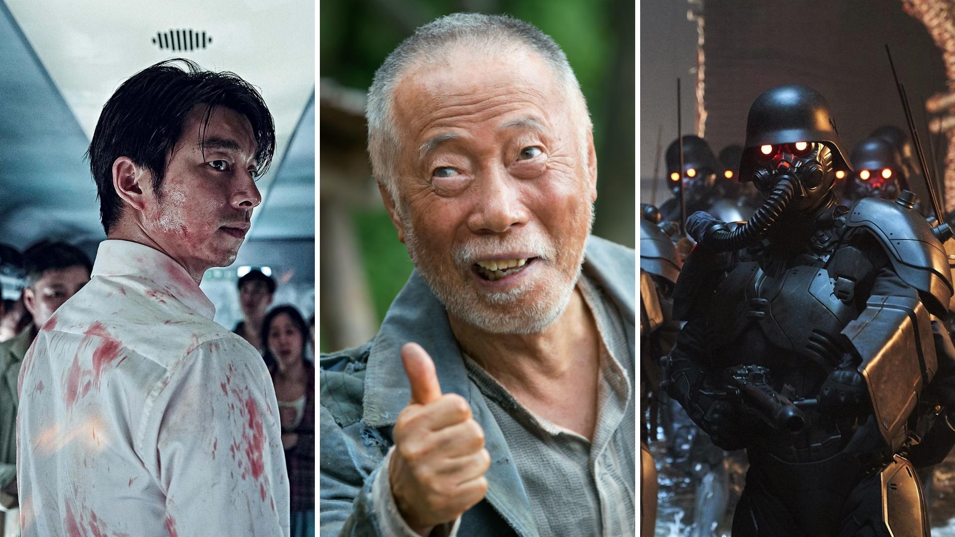 Netflix po koreańsku – najciekawsze nowe kino Korei Południowej na platformie