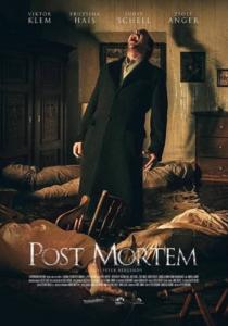 Post Morteme plakat