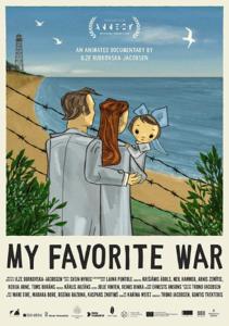 Moja ulubiona wojna plakat