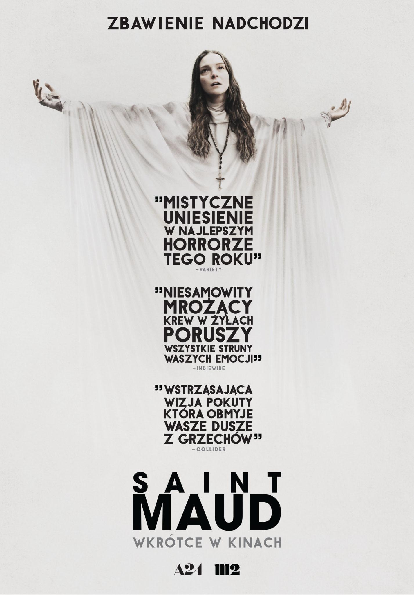 Saint maud plakat