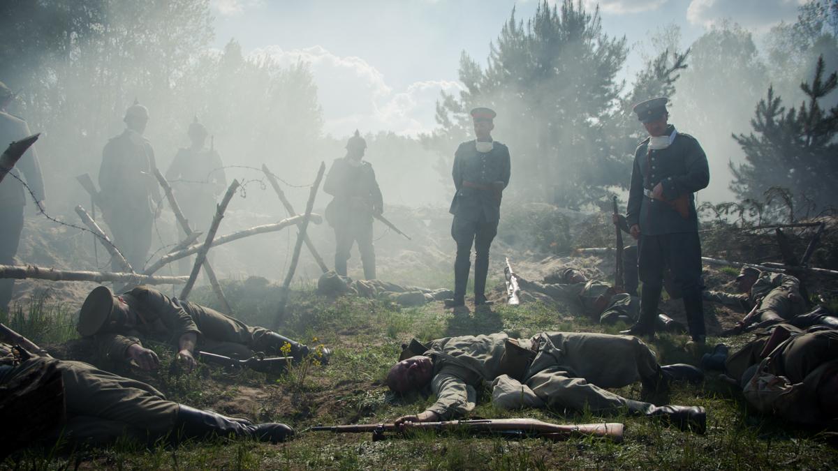 """Nie nasza wojna – recenzja filmu """"Obłoki śmierci – Bolimów 1915"""""""