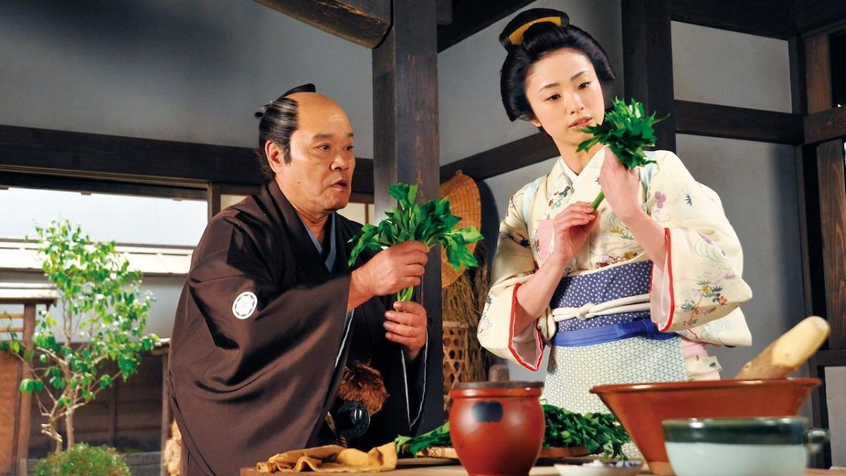 Opowieść o gotującym samuraju