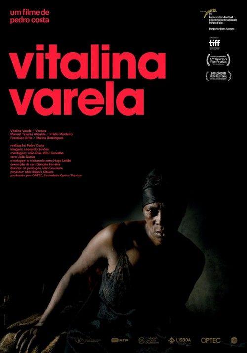 Vitalina Varela plakat