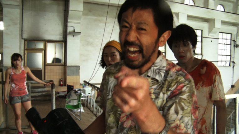 Jednym cięciem, reż. Shinichiro Ueda, Japonia 2017_02