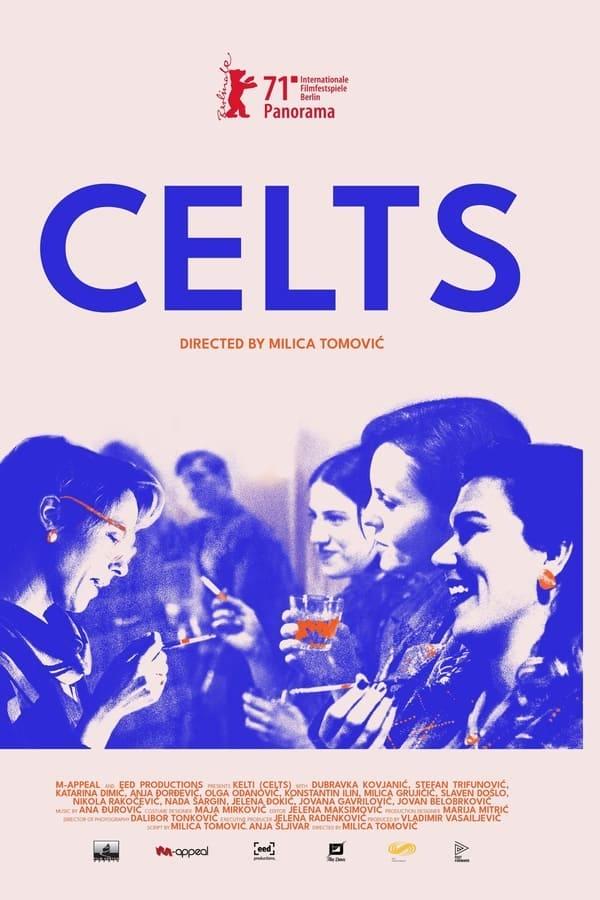 Celts - plakat