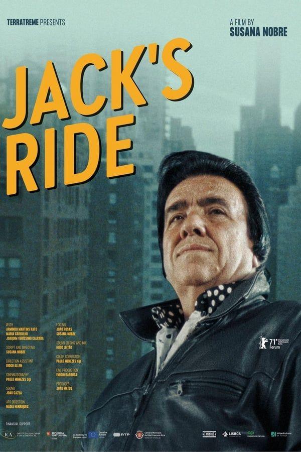 No taxi do Jack