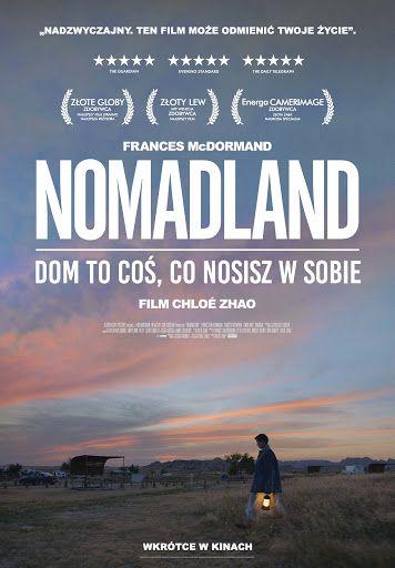 Nomadland plakat