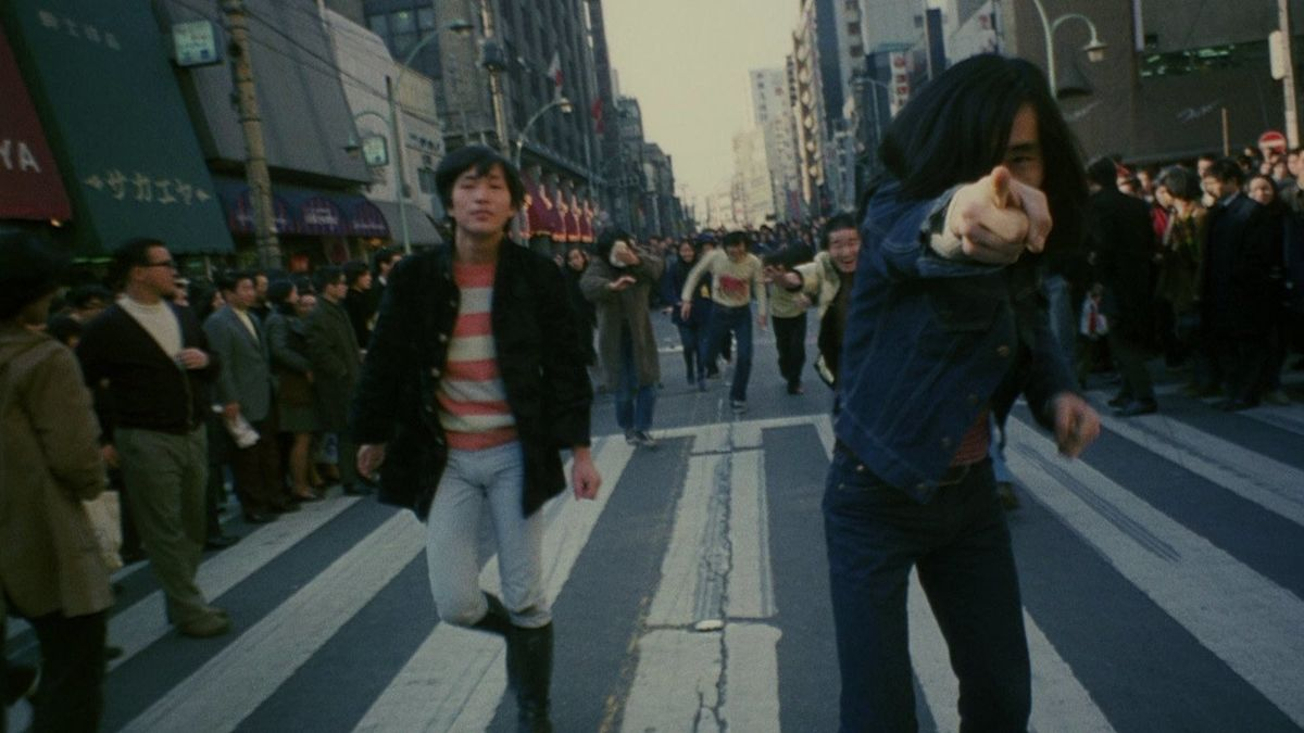 Rzućmy książki, wyjdźmy na ulice