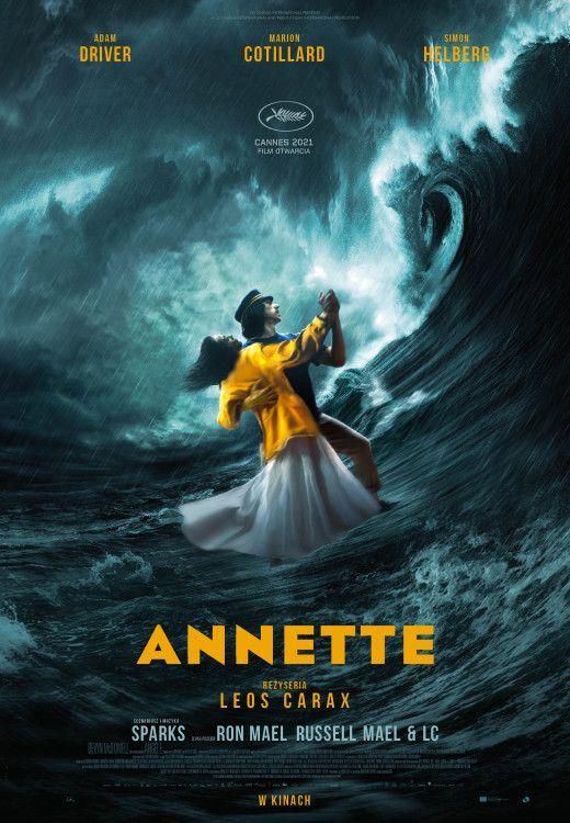 Annette plakat