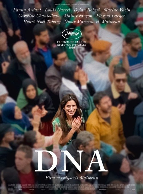 DNA plakat