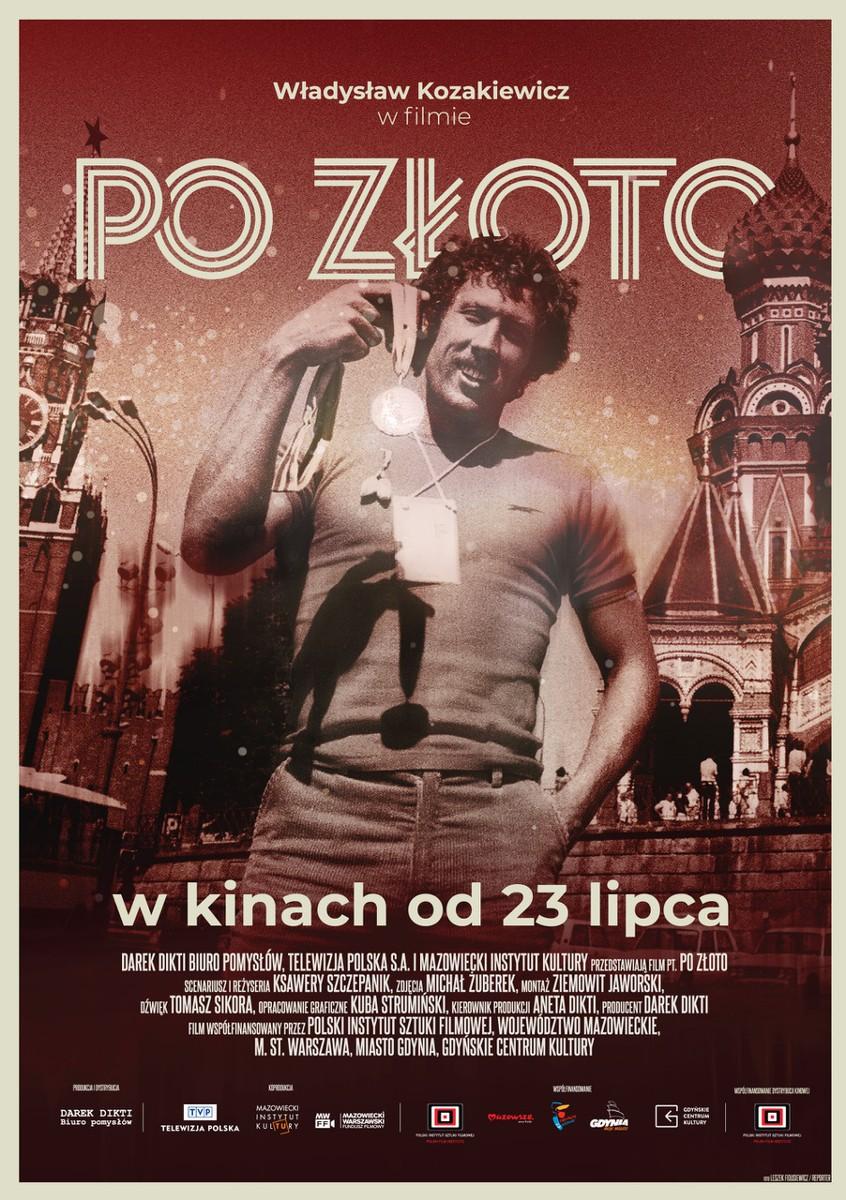 Po Złoto. Historia Władysława Kozakiewicza