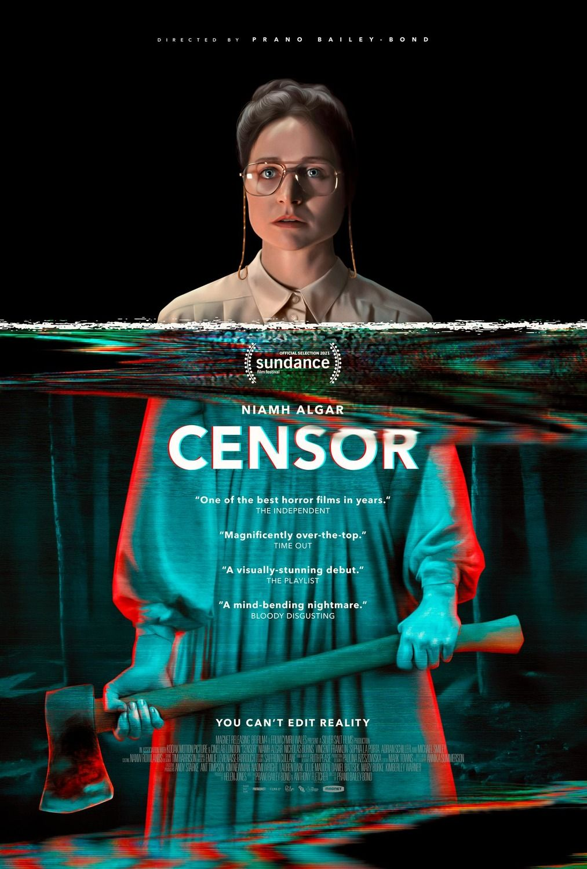 Censor plakat