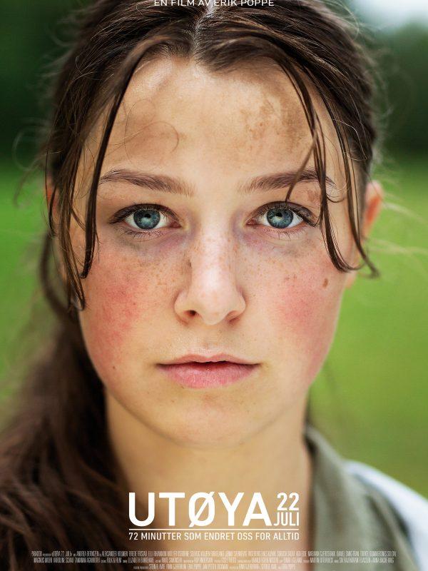 Utoya - 22 lipca plakat