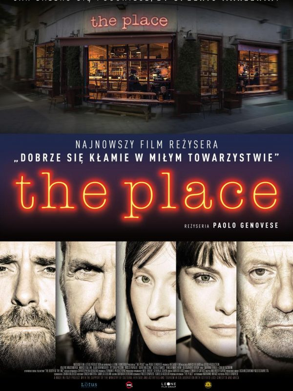 Plakat The Place