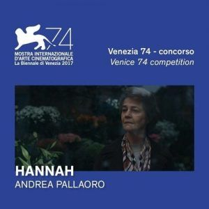 Hannah - plakat - Wenecja '17
